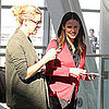 Pregnant Jennifer Garner at Airport in Toronto Pictures