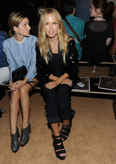 Rachel Zoe Soaks In More Fashion Week Fun With Alexa, Alicia, and Pharrell at Proenza Schouler