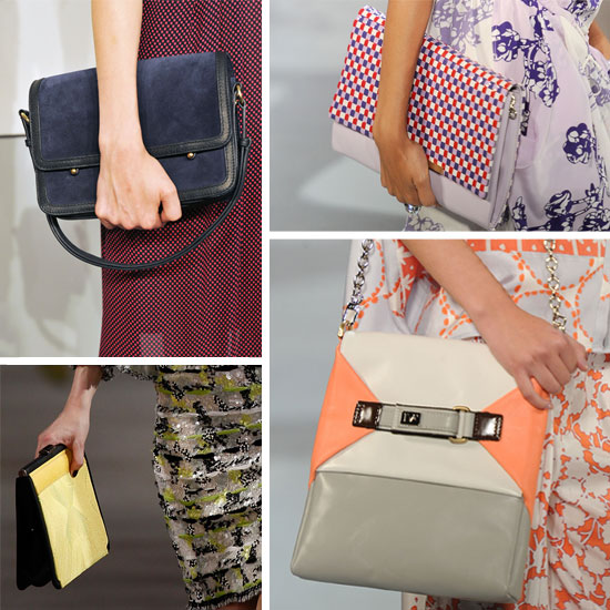 New York Fashion Week Runway Accessories For Spring 2012