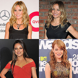 Heidi Klum and Other Most Dangerous Celebrities in Cyberspace