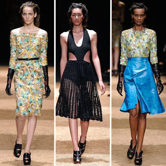 Proenza Schouler: Spring 2012