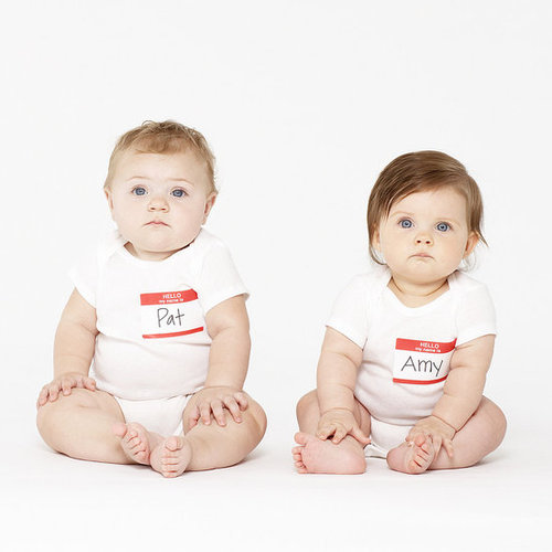 Popular Baby Names Around the World