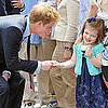 Prince Harry With Kids