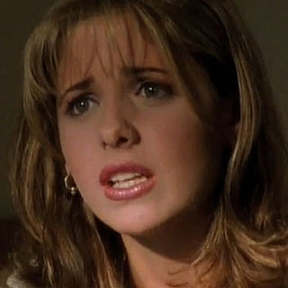 Sarah Michelle Gellar in Buffy the Vampire Slayer Video