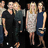Dakota Fanning, Rachel Zoe at Marc Jacobs Spring 2012 Show
