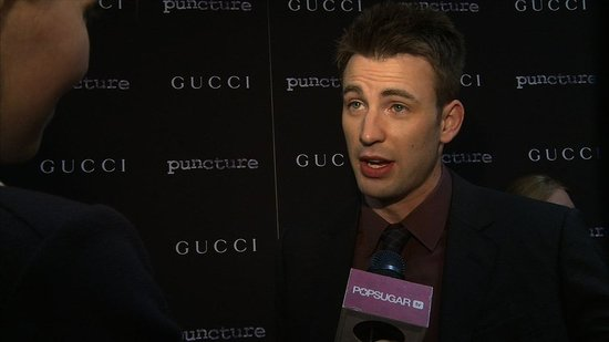Video: Chris Evans on Wrapping Avengers and His Uncomfortable Captain America Suit