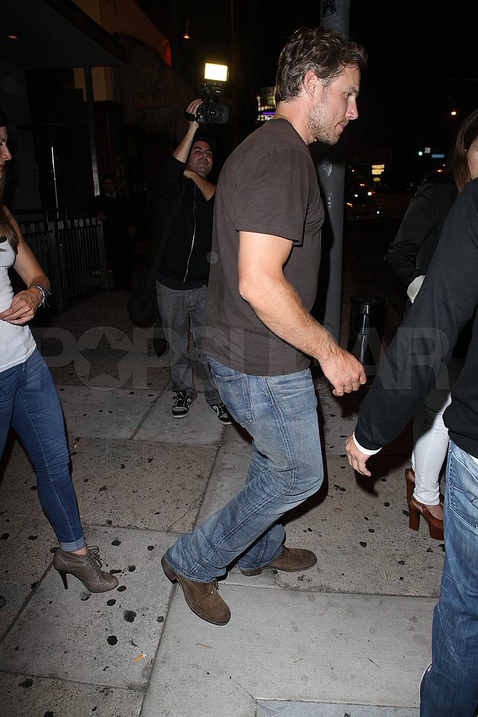 Eric Johnson out in LA.