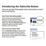 Facebook Introduces Subscriptions