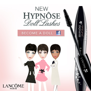 Get Dolled Up With Lancôme