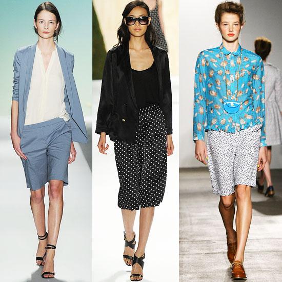 New York Fashion Week Spring 2012 Trends