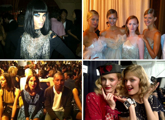 2012 New York S/S Fashion Week: Fab Twitter Pics 2.0