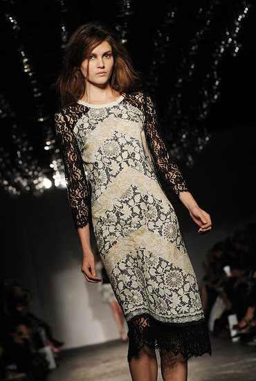 Clements Ribeiro Spring 2012 Runway Photos