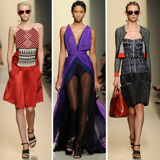 Bottega Veneta: Spring 2012