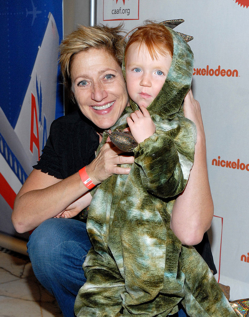 Edie Falco and Daughter Macy
