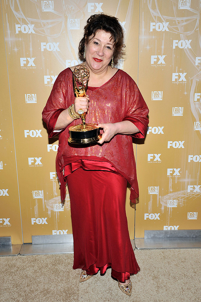 Margo Martindale at the 2011 Fox Emmys bash.
