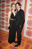 Anna Paquin and Stephen Moyer party after the Emmys.