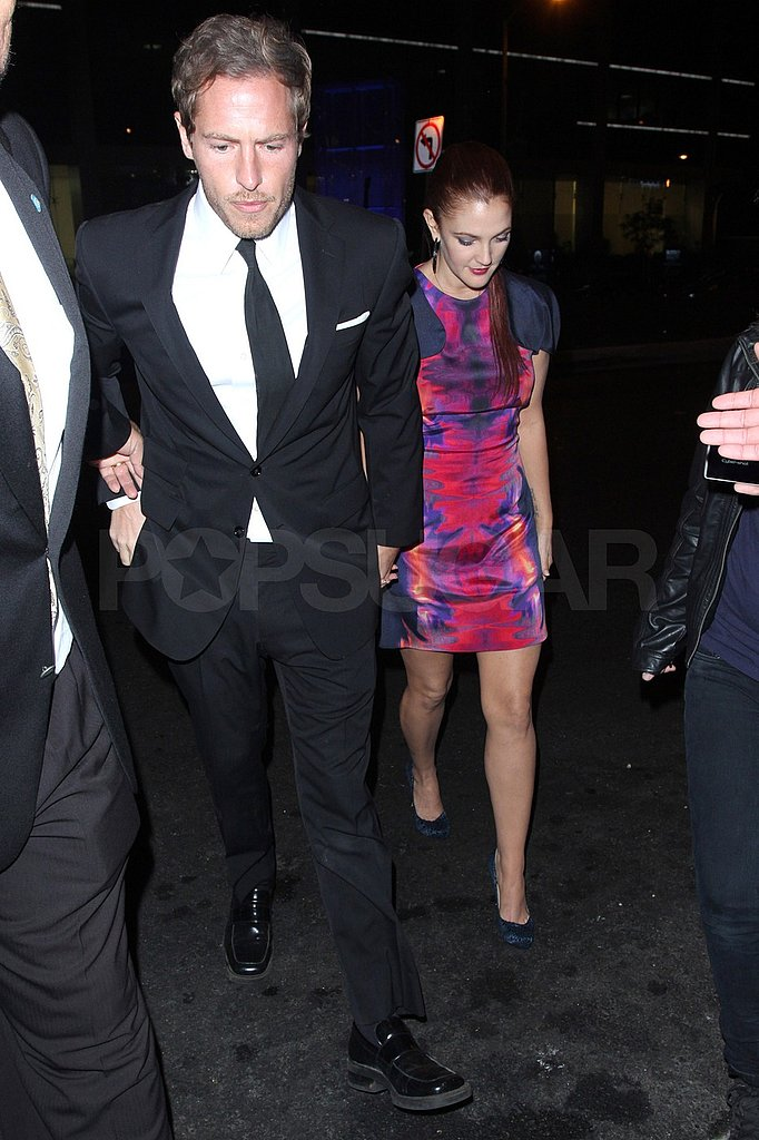 Will Kopelman escorted Drew Barrymore to a party in LA.