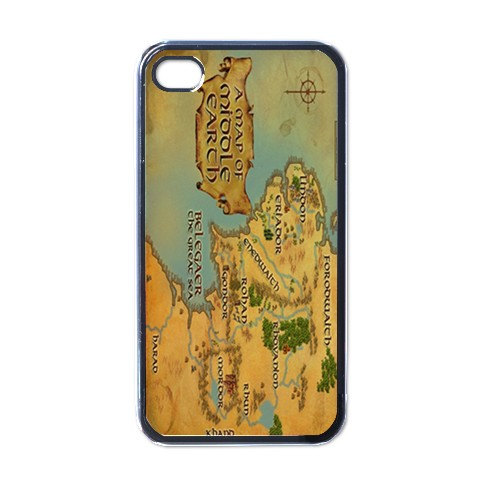 Middle Earth iPhone 4 Case ($17)