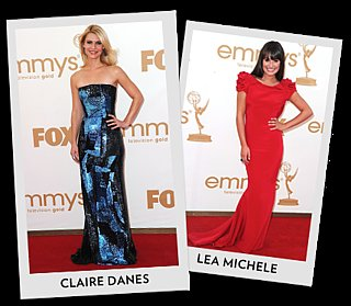 Best Dressed From the 2011 Emmy Awards