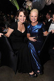 Funny ladies Tina Fey and Amy Poehler enjoy each other's company at the Emmys Governors Ball.