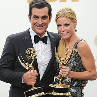Modern Family's Ty Burrell Calls His Wife a Saint After Emmys
