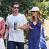 Jon Hamm and Jennifer Westfeldt House Hunting Pictures