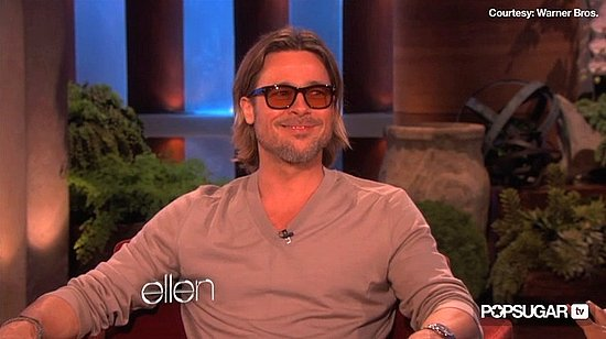 "Brad Pitt Says Kids Are ""Putting on the Heat"" For Him to Marry Angelina Jolie"