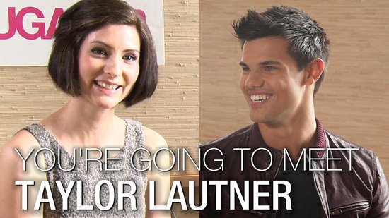 I'm a Huge Fan Taylor Lautner: Meet Our Winner and Get Inside Taylor's Action Star World!