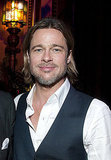 Brad Pitt Lets Loose at His Moneyball Afterparty!