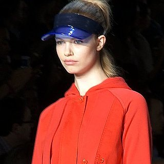 Sports Chic A Strong Trend From 2012 Spring Summer New York Fashion Week, as Seen at Marc by Marc Jacobs, Alexander Wang & more!