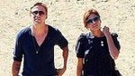 Video: Ryan Gosling's Romantic Stroll With Eva Mendes Shows Off His Latest Costar Coupling