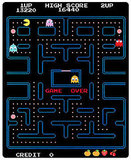 Pac-Man Fleece Blanket ($25)
