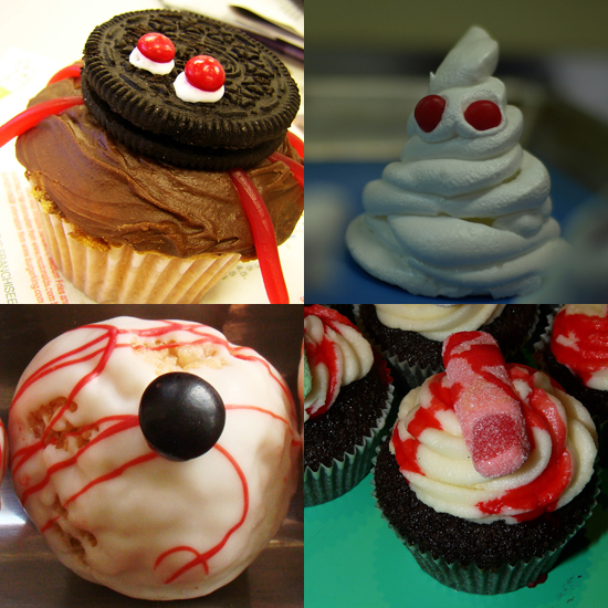 13 Ideas For Ghoulish Halloween Party Treats
