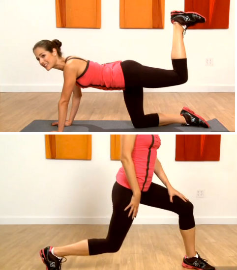 Working the Backside: Glute Max