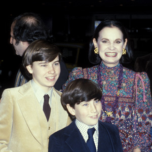 Anderson Cooper's Mom Gloria Vanderbilt Interview