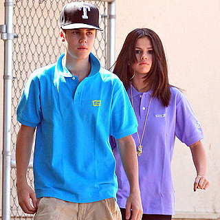 Selena Gomez and Justin Bieber at the LA Zoo Pictures