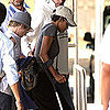 Halle Berry Broken Leg Pictures