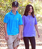 Justin Bieber and Selena Gomez went on a day date.