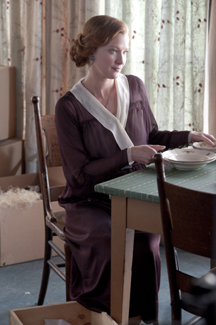 Gretchen Mol as Gillian on Boardwalk Empire.  Photo courtesy of HBO