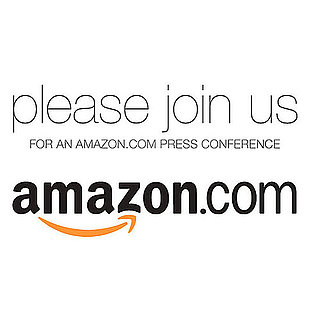 Amazon Tablet Press Conference