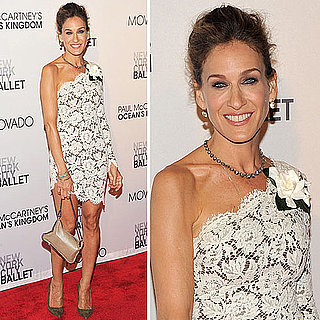Sarah Jessica Parker at New York City Ballet Fall Gala