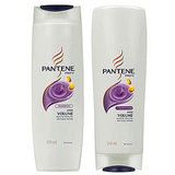 Pantene Pro-V Sheer Volume Shampoo and Conditioner, $7.99 each