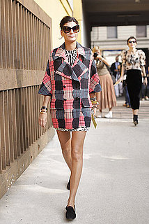 Spring 2012 Milan Fashion Week Street Style: Day 5