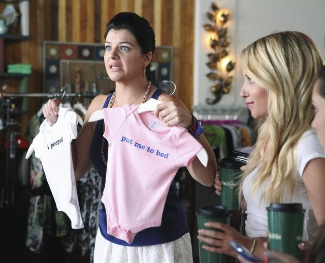 Casey Wilson as Penny on Happy Endings.  Photo copyright 2011 ABC, Inc.