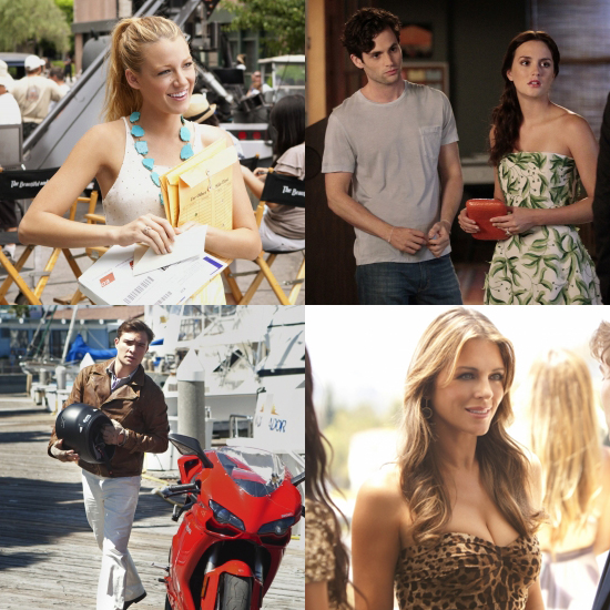 "Top OMG Moments From Gossip Girl Season Five Premiere ""Yes, Then Zero"""