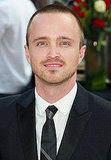 Aaron Paul went to see Iris in LA.