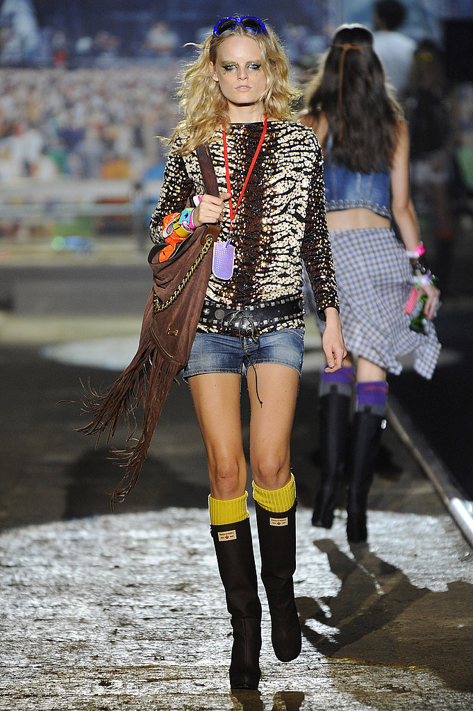 DSquared2 Spring 2012