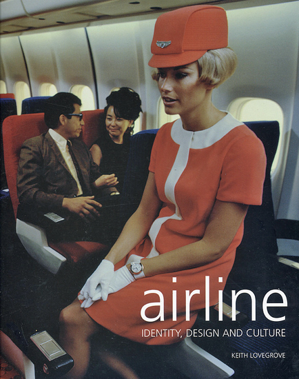 This is one pensive stewardess, I mean, flight attendant. Source