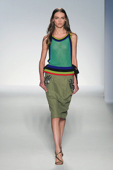 Milan Fashion Week's Top Looks for Spring 2012