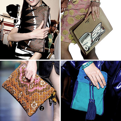 The Best Bags From Milan Fashion Week Spring 2012